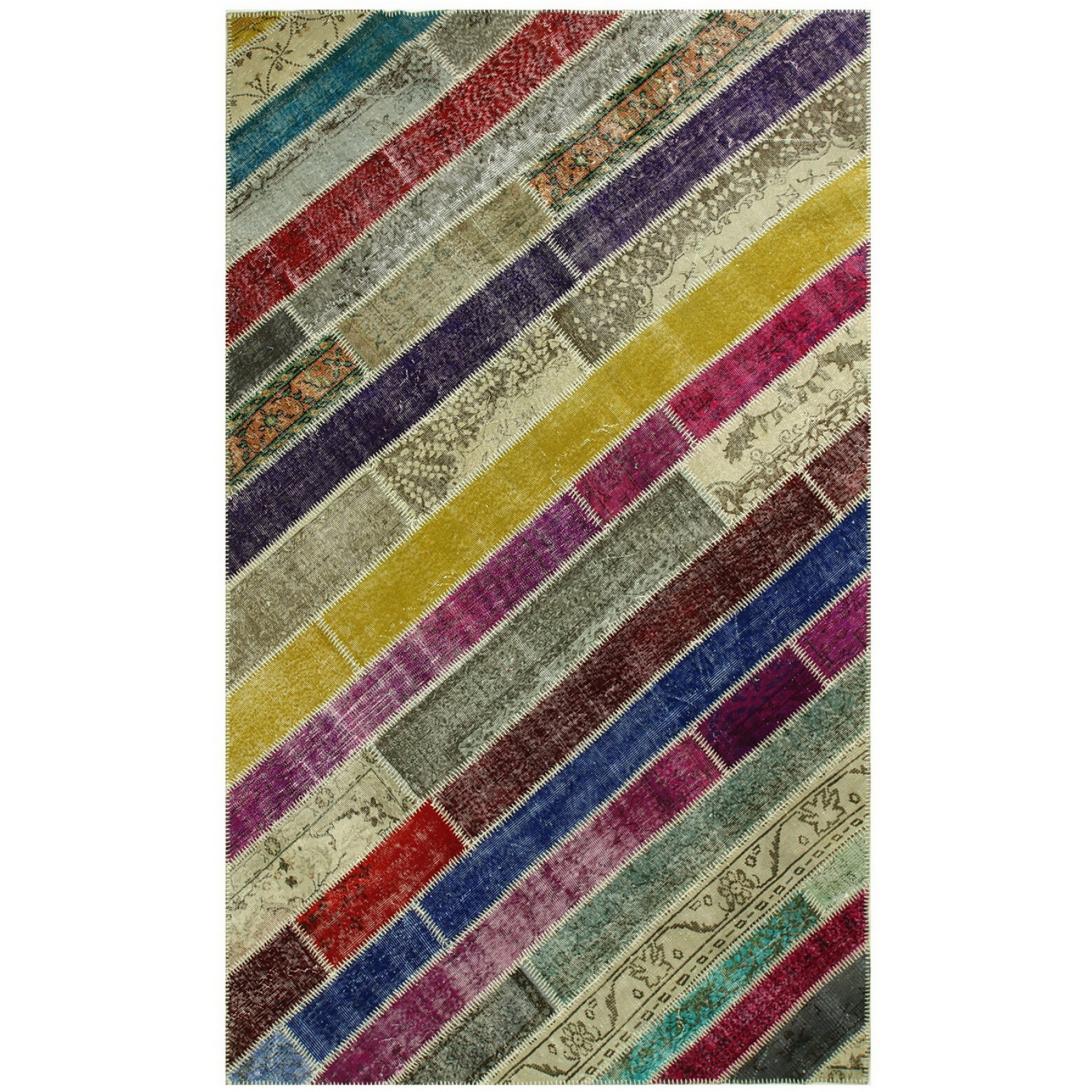 7131- CLEARANCE Carpets -Old handmade carpets are collected from different  cities, towns andvillages