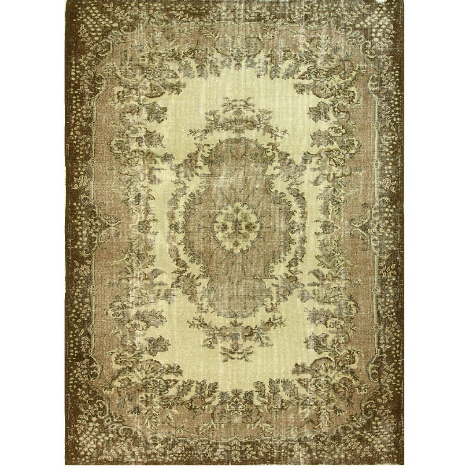Natural Color Vintage Carpets