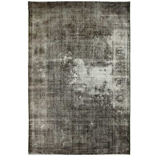 2041- Distressed Carpets -Old handmade carpets are collected from different cities, towns and villages in Turkey.