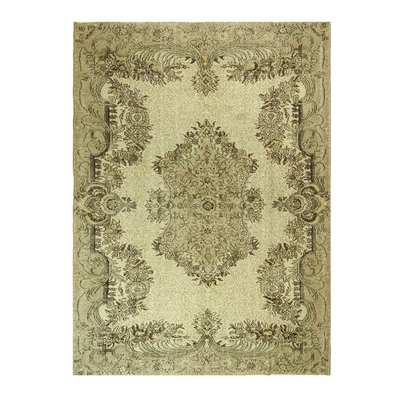 Natural Color Vintage Carpets