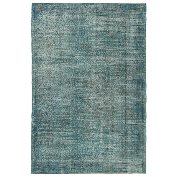 1044- Distressed Carpets -Old handmade carpets are collected from different cities, towns and villages in Turkey.
