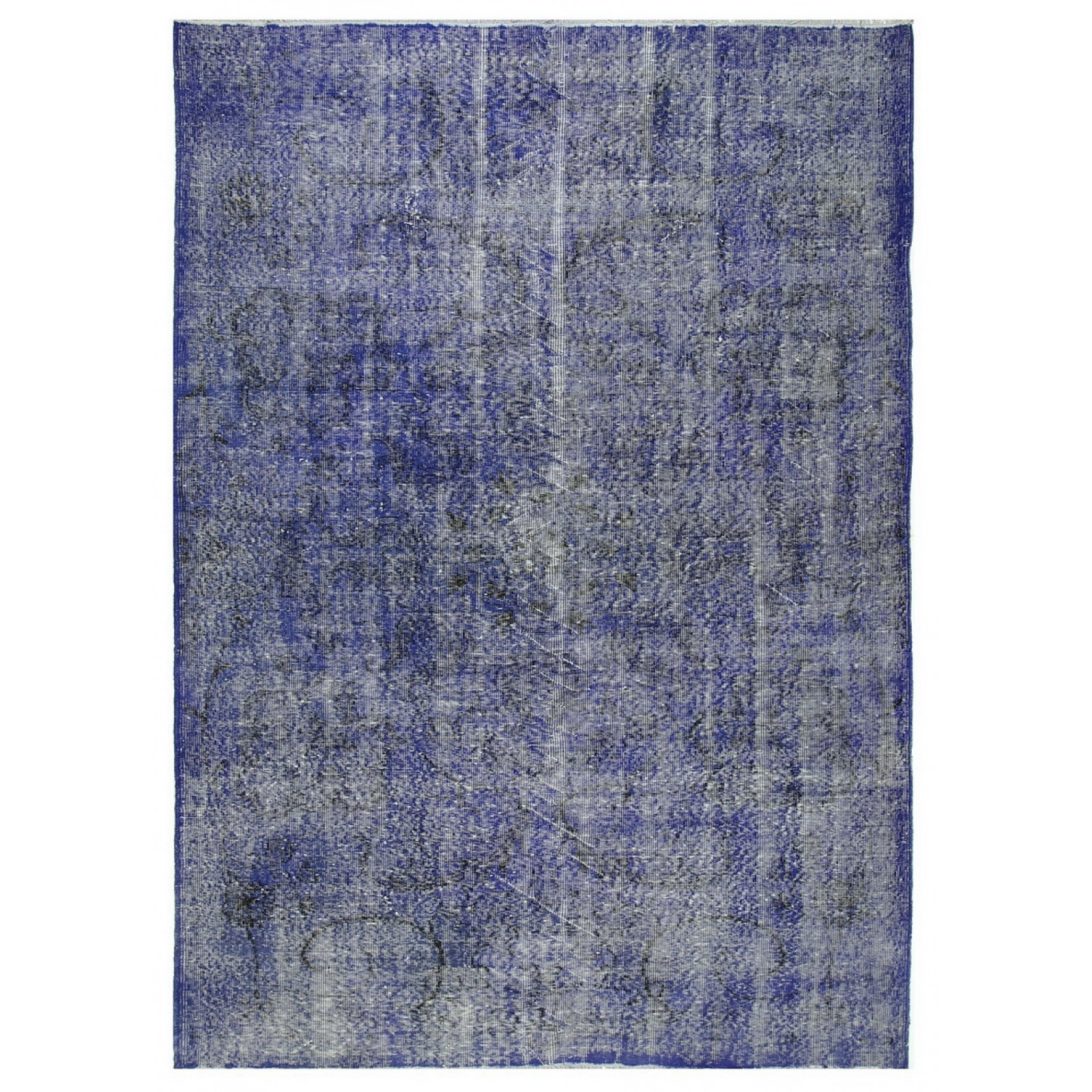 SALE 1641- Distressed Carpets -Old handmade carpets are collected from  different cities, towns and